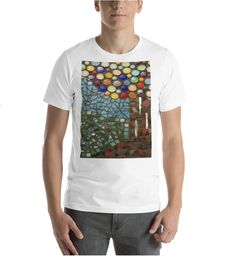 Purchase a t-shirt to support refugees in Uganda. With every purchase, a portion of the sales goes towards transforming these refugees into entrepreneurs. Available in multiple colors. Bizarre Art, Uganda, Online Printing, Tank Man, Colors, Mens Tops, T Shirt, Stuff To Buy, Fashion