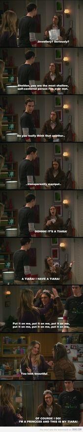 Big Bang Theory!  Bazinga!! #BigBangTheory #bazinga #Seldon