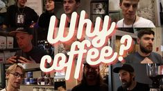 Me and my wife went to Tallinn Coffee Festival and asked 17 coffee professionals one question - Why coffee?. Thought You guys might find it interesting! #coffee #cafe #espresso #photography #coffeeaddict #yummy #barista