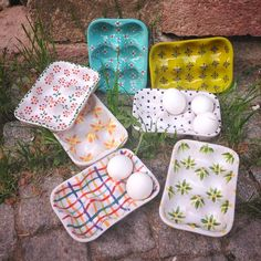 Diy Clay, Clay Crafts, Arts And Crafts, Ceramic Pottery, Ceramic Art, Pottery Painting Designs, Cute Kitchen, Ceramics Projects, Air Dry Clay