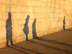 sunset,shadows,Italy,Rome