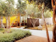 Scott Lewis Landscape Architecture - Dostart Development Company, LLC - SLLA - San Francisco