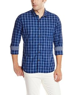 Scullers Men's Casual Shirt (8907372070995_1SL64562_39_Blue) Scullers http://www.amazon.in/dp/B011BE0VQ6/ref=cm_sw_r_pi_dp_Dzb7wb0KWHST4