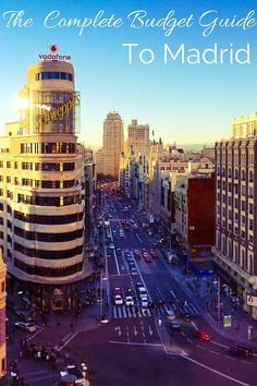 Check out this budget guide to Madrid for cheap things to do in the Spanish capital, including foodie tips, free Madrid museums and so much more!