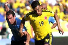 El atacante del Junior fue el héroe del Metropolitano ante Uruguay. El jugador barranquillero ahora tiene su olfato puesto en el duelo del próximo martes en Santiago frente a la Selección de Chile.