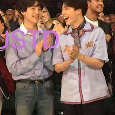 Ma Sunny Boys ❣️ #yoonmin I love u #Suga #Jimin #BTS #BBMAs 18.05.20