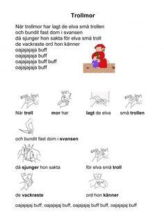 Mariaslekrum - Tecken. Sign Language, Singing, Preschool, Teacher, Songs, Writing, Learning, Activities, Musik