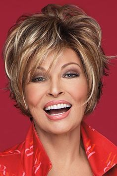 Salon Cool by Raquel Welch Wigs - Monofilament, Lace Front Wig