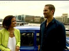 ▶ Paul Walker Shares His Dream in Last ET Interview - YouTube