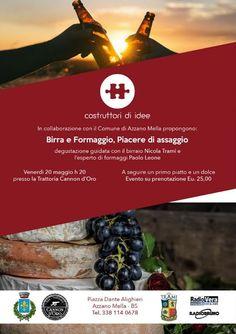 Birra e Formaggio, Piacerei asseggio ad Azzano Mella http://www.panesalamina.com/2016/47436-birra-e-formaggio-piacere-di-assaggio-ad-azzano-mella.html