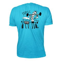 Hot Dogs & Cupcakes T-Shirt - CrossFit - Rogue Fitness