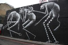 Phlegm - Picture of Aerosol Planet - UK Graffiti Tours, London ...