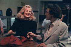"John Cassavetes, Love Streams, 1984, 35 mm, color, sound, 141 minutes. Sarah Lawson and Robert Harmon (Gena Rowlands and John Cassavetes). From ""Let It Bleed"" on artforum.com"