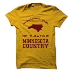 North Carolina Minnesota #sport #tshirt