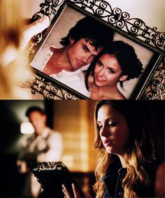 It made me cry honestly. But tbh this picture looked nothing like damon hahaha just ian! |Delena 6x01 | the vampire diaries