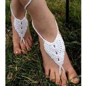 Angel Wings Barefoot Sandals -easy -