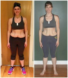 Brooke: Not On A Diets Turbo Fire Results