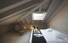 Interior Design Of The Contemporary Caro Hotel, Spain