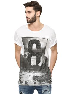 PRINTED T-SHIRT | mens fashion | Pinterest | Zara, T shirts and Shirts