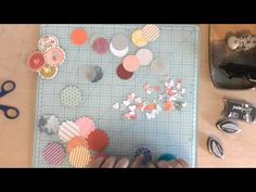 DIY Embellishments - Layering Punches - YouTube
