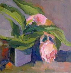 """""""Exotica"""" - Original Fine Art for Sale - © Mary Douglas"""
