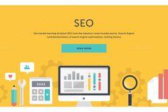 Seo Optimization Analysis Elements by robuart on Creative Market