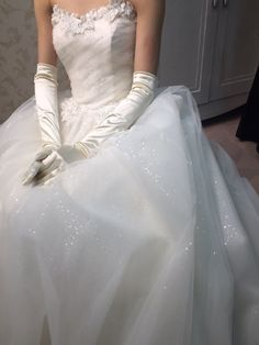 dress fitting♡③