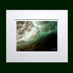 Beautiful underwater shot at Bloodyforeland in Co Donegal, Ireland. Includes 10 x 8 inches white card mount. Photo size 5 x 7 inches Printed on Photo glossy card. Irish Landscape, Underwater Photos, Water Photography, Donegal, Surfing, Wall Decor, Ocean, Boat, Prints