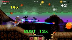 Punch Quest 1.2.1 MOD Apk (Unlimited Money)  Android Games   Description  Punch Quest is an arcade-style fighting game entirely controlled by taps with your left and right thumbs.Jab uppercut slam and otherwise pummel your way through dungeons full of monsters branching path choices rare events and fragile pottery. Features:  Unlock and equip many special abilities and Supermoves.  Ride a dinosaur that shoots lasers out of its mouth.  Character customization.  Punch an egg that turns you…