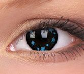 Blue Star & Jewels Contact Lenses
