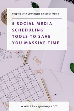 5 Social Media Scheduling Tools to Save You Massive Time: Facebook Creator Studio, Later, Buffer, Hootsuite, Pinterest Social Media Scheduling Tools, Creator Studio, Business Pages, Save Yourself, Schedule, Skincare, Tutorials, Facebook, Learning