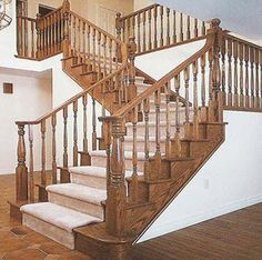 Grander Stairs, Carpet