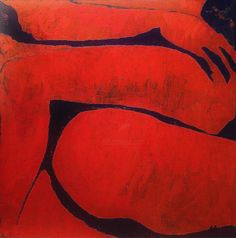 Love (Картина),  100x100x2 cm - Hasmik Chakhmakhchyan Love