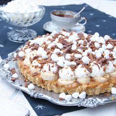 Hembakta polarkakor – Lindas Bakskola Bagan, Grandma Cookies, Baked Bakery, Pudding Desserts, Swedish Recipes, Sweet Pie, Something Sweet, Oreo, Cooking Recipes