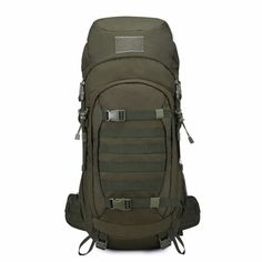 Mountaintop 50L Travel Tactical Backpack Waterproof 600D Polyester Military Molle Bag for Hunting Hiking, with Rain Cover. Yesterday's price: US $145.98 (120.45 EUR). Today's price: US $59.85 (49.46 EUR). Discount: 59%.
