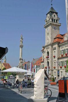 Leibnitz, © Stadtgemeinde Leibnitz, Styria Overseas Travel, Us Travel, Places In Europe, Places To Travel, Austria Tourism, Vienna Woods, Heart Of Europe, Travel Information, Alps
