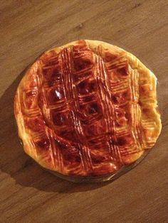 Galette comtoise - Recette de cuisine Marmiton : une recette
