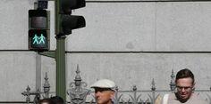 Madrid instala semáforos inclusivos e igualitarios con motivo del World Pride