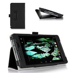 ProCase NVIDIA SHIELD Tablet K1 Case / NVIDIA SHIELD Case - Leather Stand Fol...