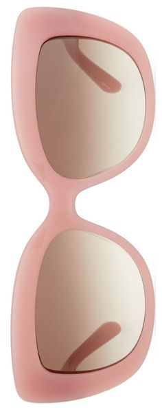 kate spade new york ursula cat-eye sunglasses