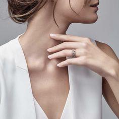 Tiffany Enchant™:Scroll Band Ring