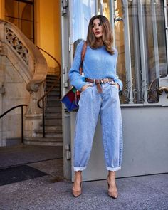 Combinar una blusa a lunares (85 looks) | Outfits Mujere