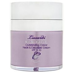 Lusardi My Miracle Outstanding Caviar Neck and Decollete Cream 50ml from IdealWorld.tv