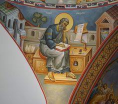 Wall Ornaments, Byzantine Icons, Orthodox Icons, Religious Art, Mosaic, Saints, Religion, Princess Zelda, Painting