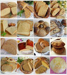 O kadar çok ekmek tarifimiz var ki, unutulmaması adına küçük bir derleme yaptım sizler için. Ekmek makinasında ekmekler, yoğurmadan ekmek, sodalı ekmek, pita ekmeği, çiçek ekmek, zeytinli ekmek ve ...