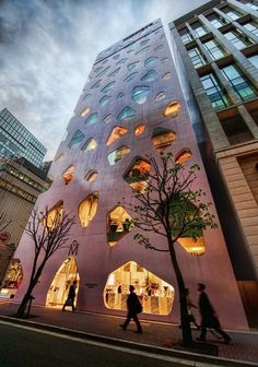 Ginza, the Most Luxurious Place in Japan / Tokyo Pic