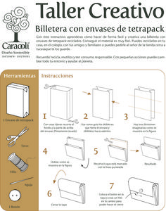 How to make a wallet with recycled tetrapack containers .- How to make a Wallet with recycled tetrapack containers! Recycled Crafts, Diy And Crafts, Crafts For Kids, Art N Craft, Diy Art, Milk Carton Crafts, Diy Wallet, Diy Purse, Scrapbook Albums