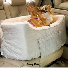 Snoozer Large Lookout Dog Car Seat