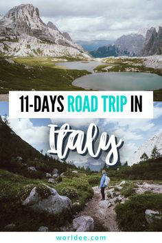 Italy travel itinerary | Italy travel guide | things to do in Italy | places to visit in Italy | Italy roadtrip | Lake Sorapis, Tre Cime di Lavaredo, Vernazza, Cingue Terre, Castiglione della Pescaia, Florence, Pisa, Montepulciano Cheap Places To Travel, Beautiful Places To Travel, Cool Places To Visit, Best Travel Guides, Travel Tips, Us Travel Destinations, Road Trip Essentials, Online Travel, Italy Travel