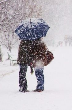 you like to walk in the cold and snow...I don't...but together...we both love it....